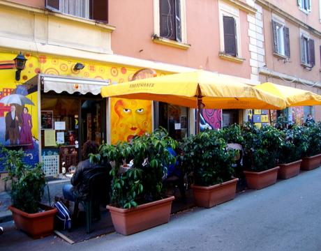 San Lorenzo, Rome.