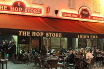 The Hop Store Irish Pub - Irish Pub in French Riviera.