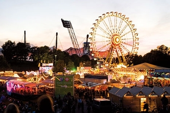 Sommerfestival - Arts Festival in Munich.