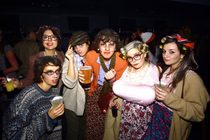 Milkshake Halloween 2014 at Electric Brixton - Costume Party | Holiday Event | DJ Event in London.