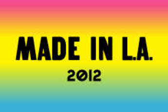 Made in L.A. 2012 - Art Exhibit in Los Angeles.