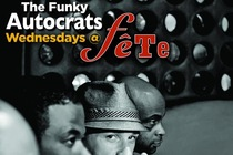 The Funky Autocrats at Fête - Club Night | Concert in Boston.