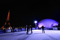 Christmas Market & Ice Rink at Trocadéro - Holiday Event | Special Event in Paris.