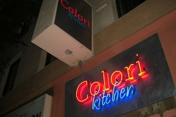 Colori Kitchen - Italian Restaurant in Los Angeles.