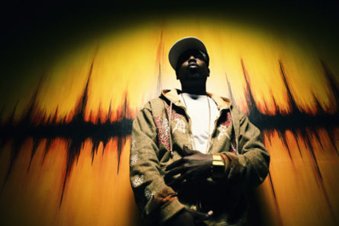 Photo of Talib Kweli