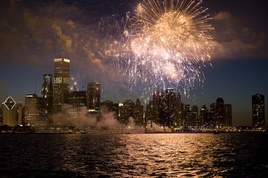 4th of July 2015 in Chicago