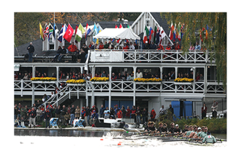 The Head Of The Charles Regatta - Rowing in Boston.