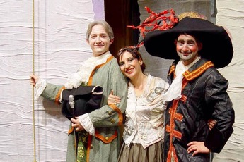 La Serva Padrona (The Head Servant)  - Opera | Performing Arts in Rome.