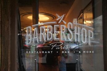 BarberShop, Bastille / Oberkampf - 11eme, Paris Party Earth