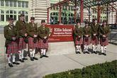 Tartan Day on Ellis Island - Cultural Festival in New York.