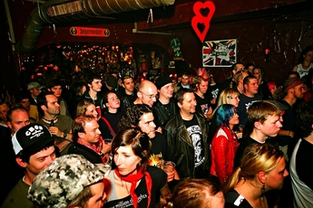 Wild At Heart Kreuzberg Berlin Party Earth