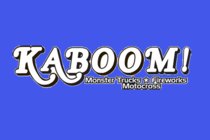 Kaboom! Fourth of July Celebration - Food & Drink Event | Motorsports in Los Angeles.