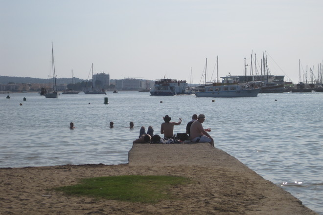 Photo of San Antonio Beach