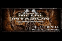 Metal Invasion 2014 (Straubing) - Music Festival | Concert in Munich.