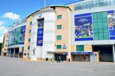 Stamford Bridge - Stadium in London.