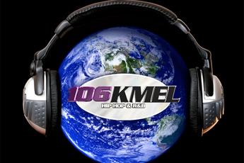 106 KMEL Summer Jam - Concert in San Francisco.
