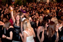 New Year's Eve at the Crystal Gardens at Navy Pier - Holiday Event | Party in Chicago.
