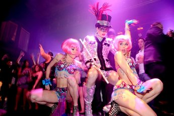 Circus Saturdays - Webster Hall - Club Night in New York.