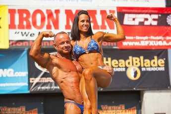 Mr. & Ms. Muscle Beach - Awards Show Event in Los Angeles.