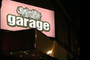 The Garage - Concert Venue | Live Music Venue in London.