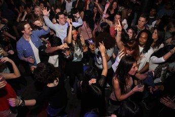 Boycott - DJ Event in Amsterdam.