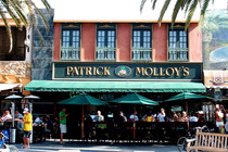 Patrick Molloys - Irish Pub | Sports Bar in Los Angeles.