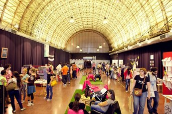 Nomada Market - Expo   Shopping Event in Madrid.
