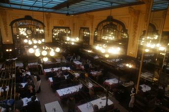 Bouillon Chartier - Historic Restaurant   French Restaurant in Paris.