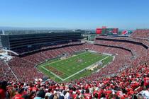Levi's Stadium (Santa Clara, CA) - Stadium in San Francisco.