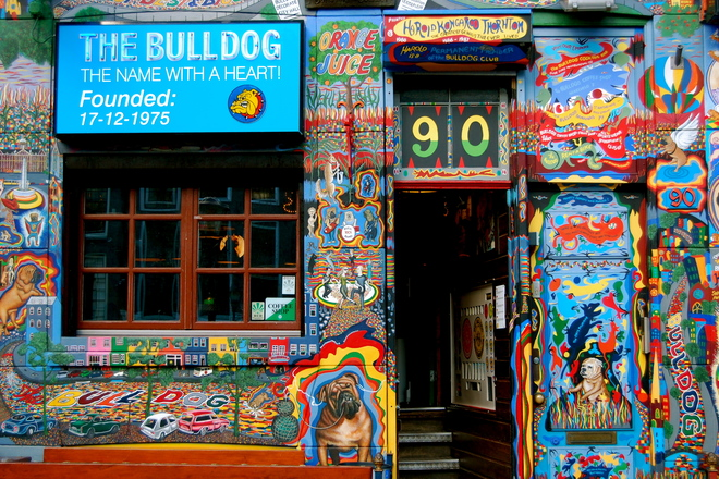 Photo of The Bulldog Coffeeshop nr. 90