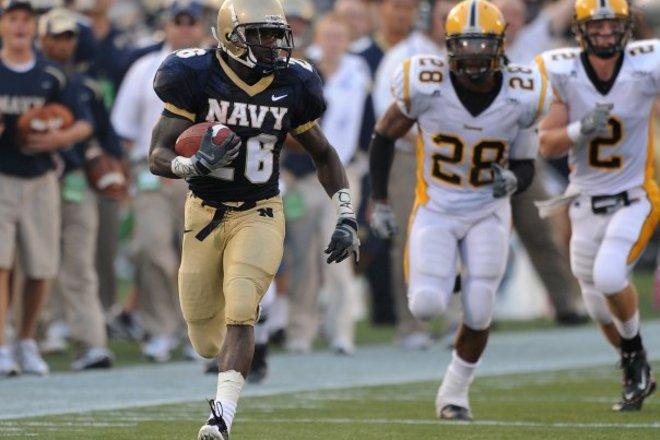 Photo of VMI Keydets vs. Navy Midshipmen