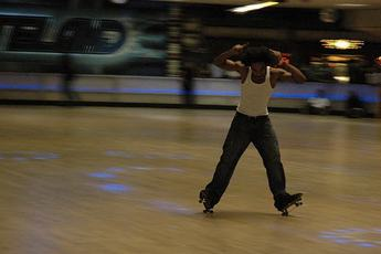 SK8 Fanatics Cali-Slide Skate Party - Party   Sports in Los Angeles.