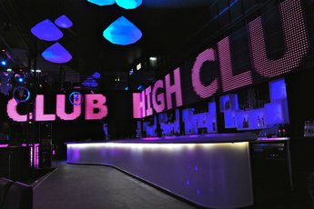 High Club (Nice) - Nightclub in French Riviera.