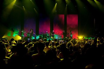 ITunes Festival - Music Festival in London.