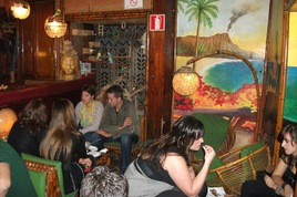Mauna Loa - Bar in Madrid.