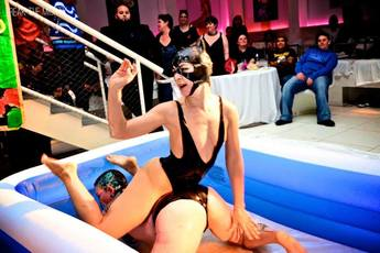 Go Deep: Let's Wrestle - Wrestling | Show | Party | Burlesque Show in San Francisco.