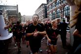 Rock and Run for Water - Running in Amsterdam.