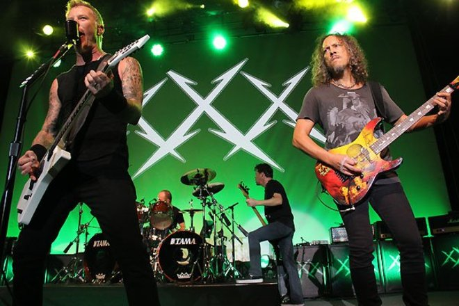 Photo of Metallica
