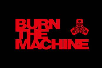 Burn The Machine - Music Festival in Berlin.