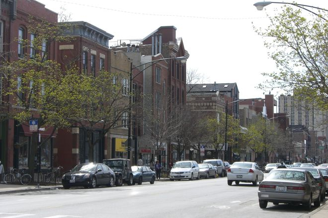 Photo of Division Street