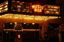 Music Box Theatre - Theater in Chicago.