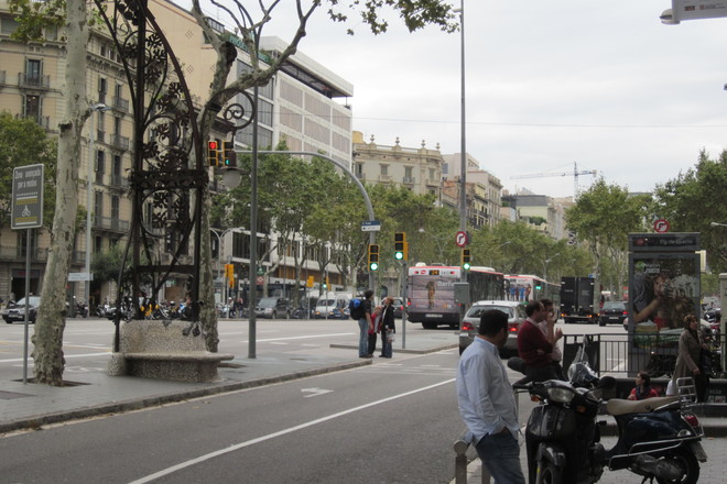 Photo of Passeig de Grcia