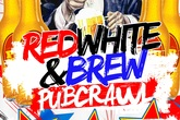 Red, White, and Brew PubCrawl - Drinking Event in Los Angeles.