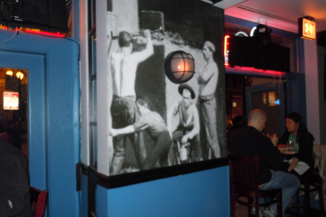 Photo of Blue Frog's Local 22