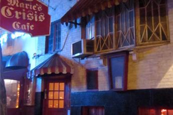 Marie's Crisis Café - Dive Bar | Gay Bar | Piano Bar in New York.
