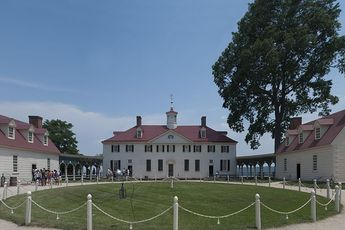 An American Celebration at Mount Vernon - Holiday Event in Washington, DC.