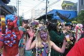 Long Beach Rainbow Harbor Mardi Gras - Fair / Carnival | Parade in Los Angeles.