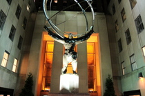Rockefeller Center - Culture | Landmark | Market | Outdoor Activity | Plaza | Shopping Area in New York.