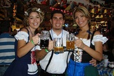 46th Annual Big Bear Lake Oktoberfest - Beer Festival in Los Angeles.