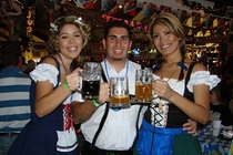45th Annual Big Bear Lake Oktoberfest - Beer Festival in Los Angeles